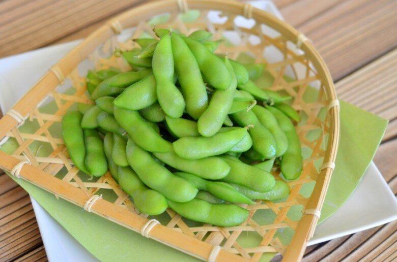 枝豆ダイエットのやり方と効果や口コミ!カロリーは?