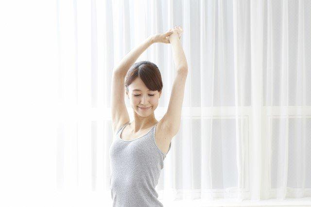 朝ストレッチダイエットは2つのパターンで基礎代謝アップ!